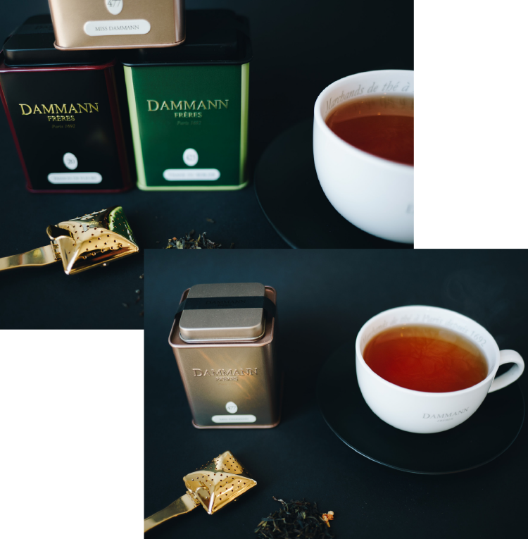 Dammann thee